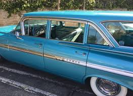 blue station wagon 1959 chevrolet nomad for sale 2036719 hemmings motor news