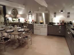 Deco Salon Et Cuisine Ouverte by