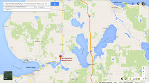 Map Of Michigan by Map Of Michigan Inland Lakes Michigan Map