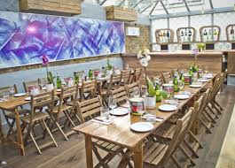 the best private dining rooms in london for corporate christmas