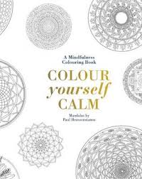 calm colour booktopia colour yourself calm a mindfulness colouring book by