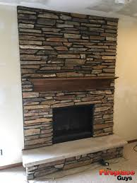 large limestone hearth the fireplace guys