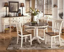 round formal dining room table rustic extending dining table set