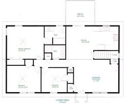 Single Story Ranch Homes Simple One Floor House Plans Ranch Home Plans House Plans And