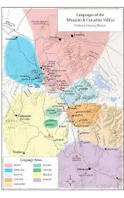 Mesoamerica Map Paul Mirocha Design And Illustration Mesoamerica Thetehuacán