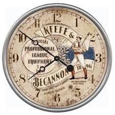 Personalized Picture Clocks Sports Wall Clocks You U0027ll Love Wayfair
