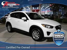 mazda pre owned used mazda cx 5 at auction direct usa