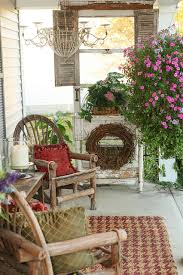 mm flea market style shabby chic style porch columbus by