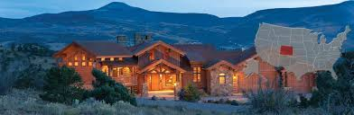Homes For Rent In Colorado by Colorado Log And Timber Frame Homes By Precisioncraft