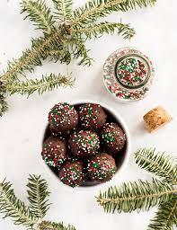 peanut christmas tree peanut butter balls