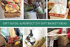 affordable gift baskets gift basket ideas 15 affordable diys curbly