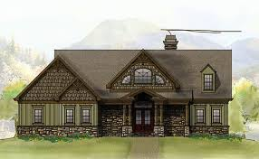 mountain home house plans rustic mountain house floor plan with walkout basement