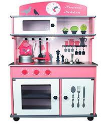 kinderk che holz rosa kinderküche spielküche aus holz mit zubehör rosa chefküche rosa