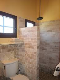 luxurious bathroom with standup shower 39 just add home design