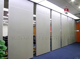 wall partition modern cheap price high quality movable operable partition wall sz