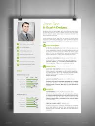 3piece Resume Cv Cover Letter
