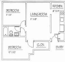 apartment floor plans with dimensions floor plan dimensions best of small kitchen floor plans dimension