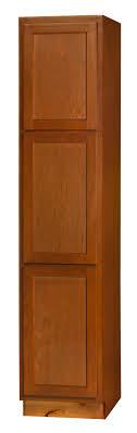 shaker style kitchen pantry cabinet glenwood shaker 18 x 84 h pantry cabinet