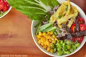 cold noodle salad with tofu u2014 recipes hubs
