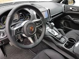 test drive 2017 porsche cayenne s e hybrid platinum edition