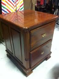 Timber Filing Cabinets Timber Wood Filing Cabinet 2 Drawer Sydney Retro Eames Era