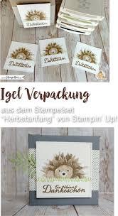 stampin up blog hedgehog video hedgehog sunflower sunflowers