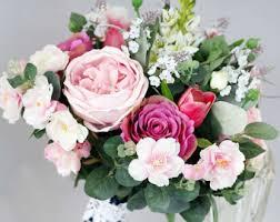 Shabby Chic Wedding Bouquets by Shabby Chic Bridal Bouquet Wedding Bouquet Cottage Garden