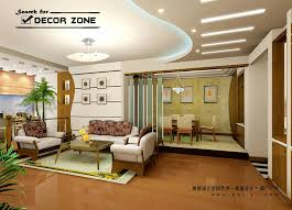 Modern POP False Ceiling Designs For Living Room - Designs for ceiling of living room