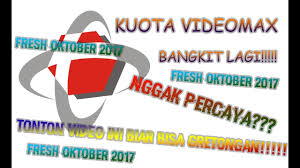 config kuota videomax masih aktif kuota videomax bangkit 2017 tutorial menggunakan kuota videomax