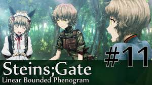 steins gate we are suzuha suzuha u0027s route steins gate linear bounded