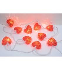 valentines lights s day 10 count heart lights joann