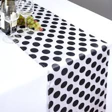 black and white tablecloths u2013 anikkhan me