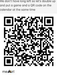 Meme Qr Code - on qr code meme on sizzle