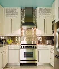 Copper Backsplash Kitchen The 25 Best Copper Backsplash Ideas On Pinterest Reclaimed Wood