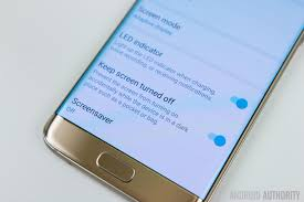 How To Turn Off Iphone Light Samsung Galaxy S7 S7 Edge Tips And Tricks Android Authority