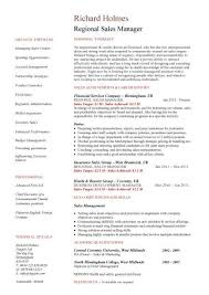 Director Resume Examples by Regional Manager Resume Examples Regional Sales Resume Example