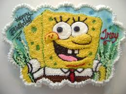 ten spongebob cake ideas birthday express