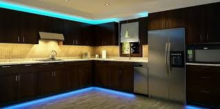strip kitchen cabinets gro led strip kitchen lighting best lights for cabinets with pink