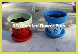 How To Decorate A Pot At Home by Articles With Decorate Flower Pots Ideas Tag Decorate Plant Pot