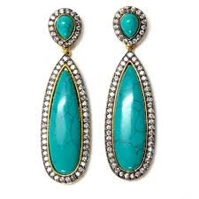 turquoise earrings best turquoise earrings photos 2017 blue maize
