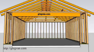 how to frame a door opening how to frame a garage door opening video wageuzi
