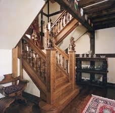 tudor home staircase staircase gallery