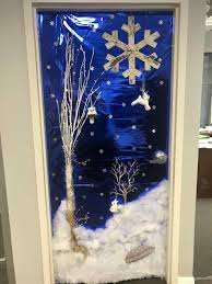 Winter Wonderland Decorations For Office Winter Wonderland Door Decorations Dcortion Win