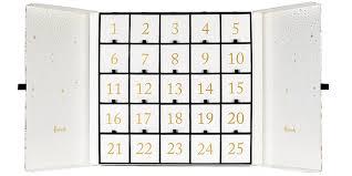beauty advent calendar inside the harrods 2017 beauty advent calendar best luxury