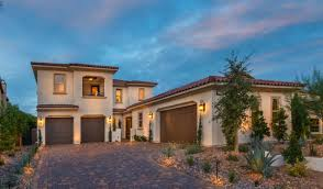 new luxury homes in las vegas