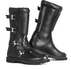 sportbike riding boots big black boots baggers