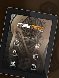 masonic tattoos on body virtual tattoo art booth on the app store