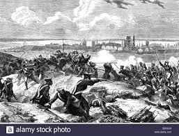 siege de la redoute guerre de la quatrième coalition 1806 1807 siège de dantzig 19 3