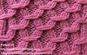 patterns for knitting crochet and knit