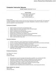 Copy Of A Resume For A Job by Examples Of Resumes 81 Charming Resume Outline Format And